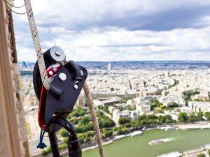 LOV2 au dessus de Paris